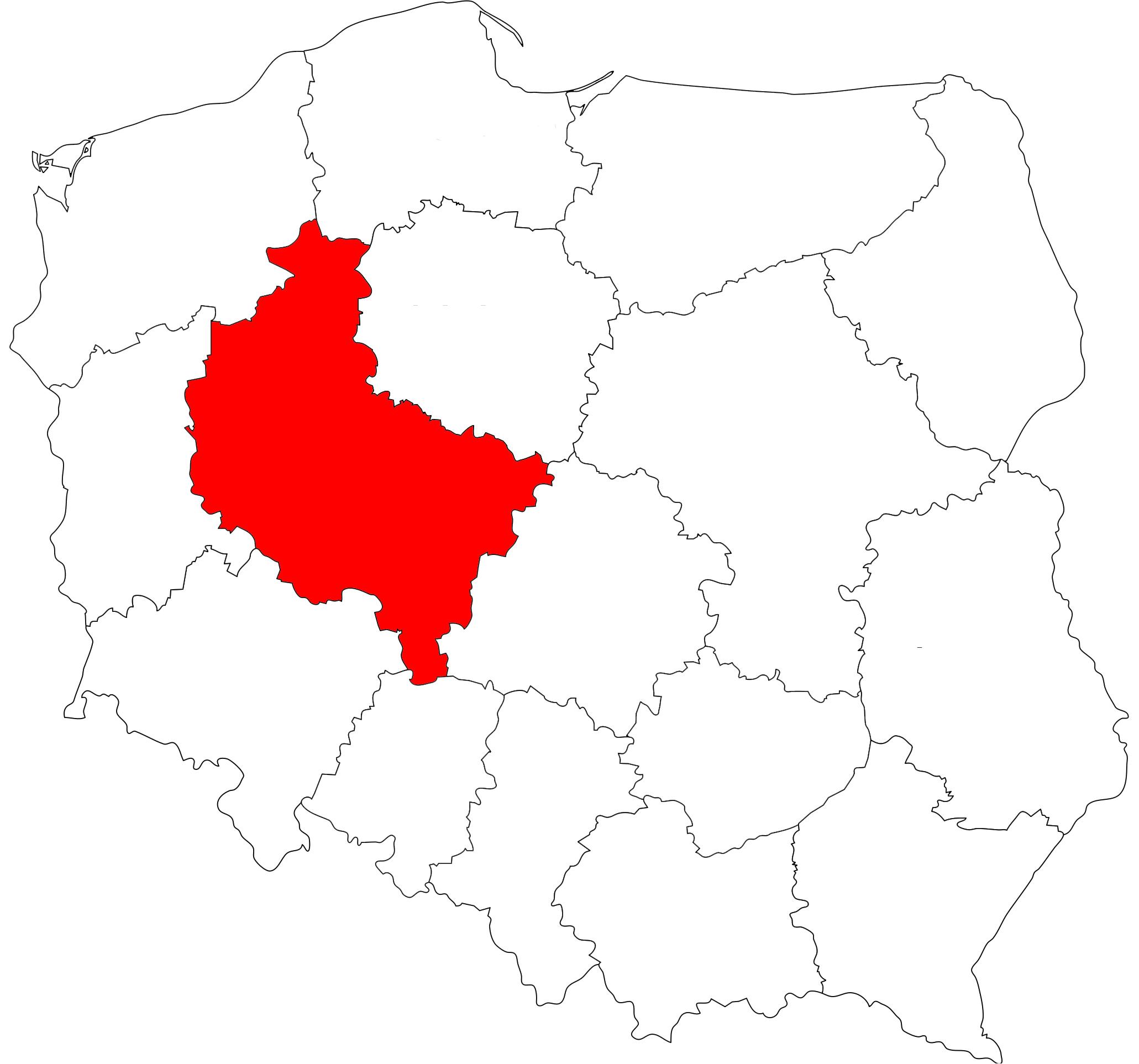 Województwo wielkopolski