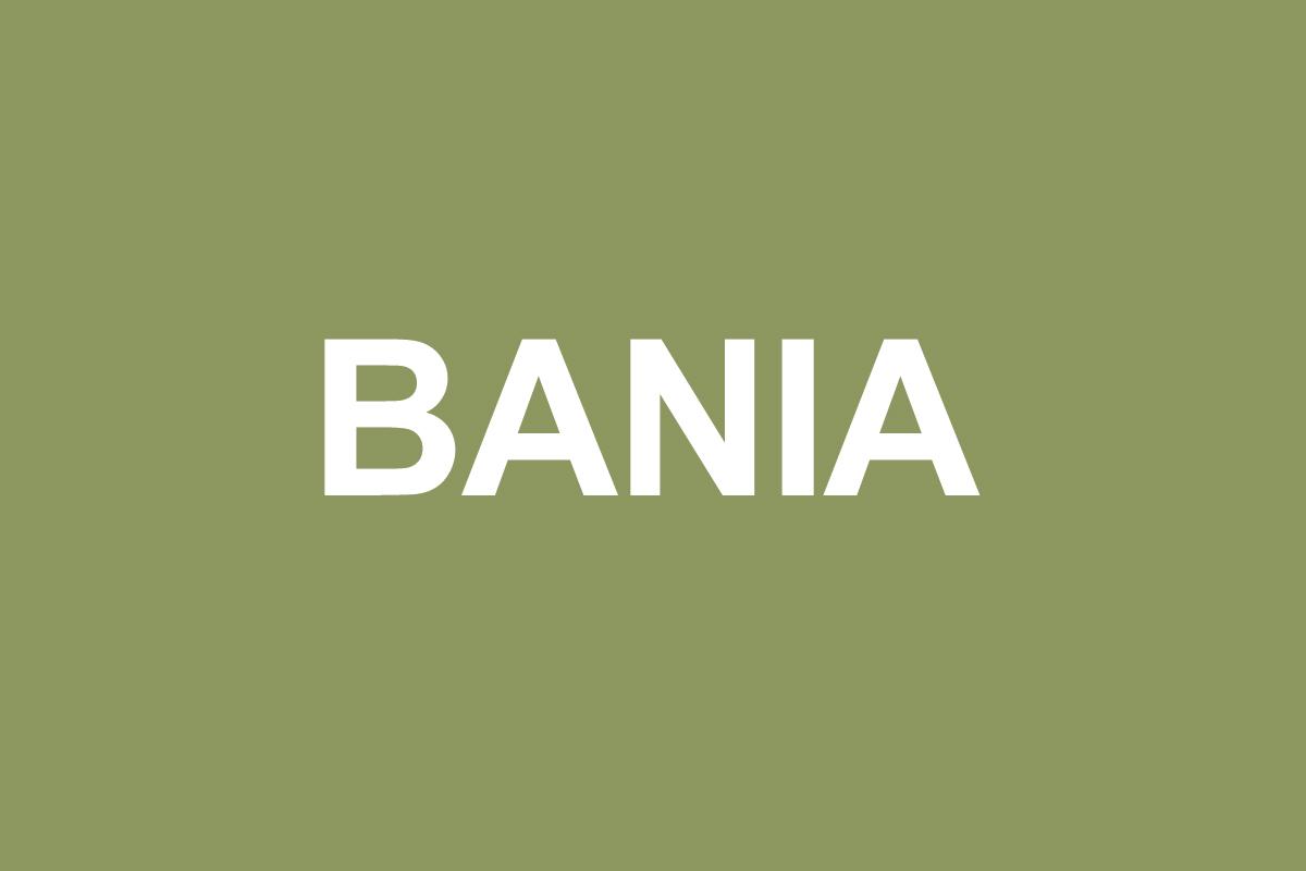 Bania